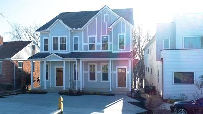 Nashville  Single Family Home For Sale: 2154 B Byrum Ave