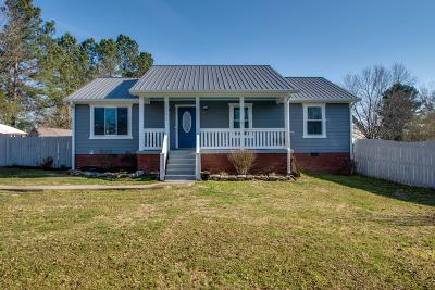 Fairview Single Family Home For Sale: 7313 Old Nashville Rd