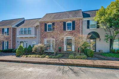 Brentwood Condo/Townhouse Under Contract - Showing: 105 Foxborough Sq W
