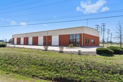 Adams, Clarksville, Springfield, Dover Commercial For Sale: 1400 Corporate Pkwy Blvd