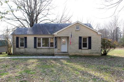 Dickson Single Family Home Under Contract - Showing: 1107 Old Columbia Rd