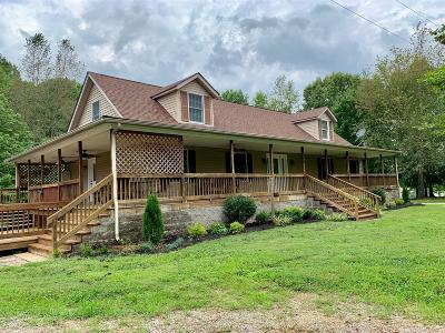 Robertson County Single Family Home For Sale: 3433 Anderson Rd.