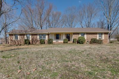 Murfreesboro Single Family Home For Sale: 296 Amherst Dr