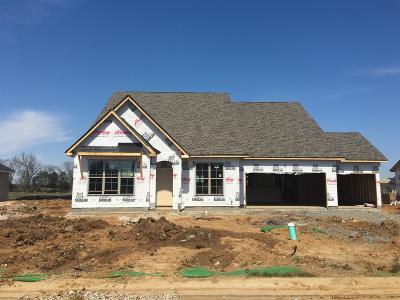 Murfreesboro Single Family Home For Sale: 2408 Bull Rush Lane (Lot 67)