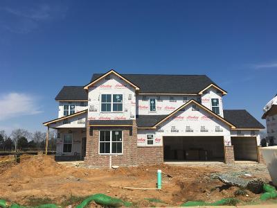 Murfreesboro Single Family Home For Sale: 2404 Bull Rush Lane (Lot 68)