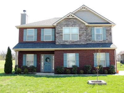 Murfreesboro Single Family Home For Sale: 2336 Fox Creek Dr