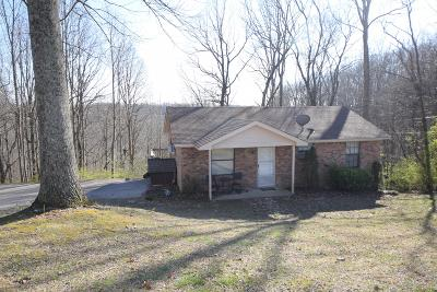 Pegram Single Family Home Under Contract - Not Showing: 8235 Old Pond Creek Rd