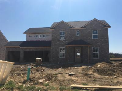 Murfreesboro Single Family Home For Sale: 2421 Bull Rush Lane (Lot 86)
