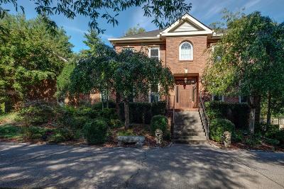 Nashville Single Family Home For Sale: 1608 Tyne Boulevard