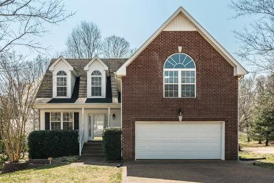 White House TN Single Family Home Under Contract - Showing: $260,000