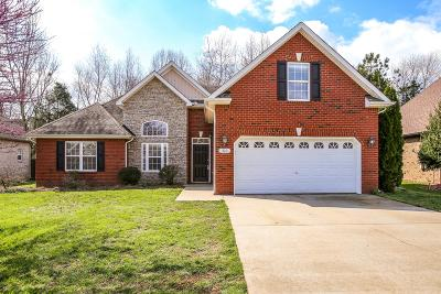 Murfreesboro Single Family Home For Sale: 523 Titans Cir