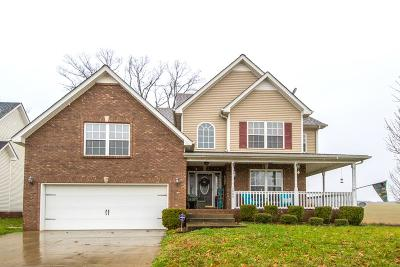 Clarksville Single Family Home For Sale: 3000 Brewster Dr