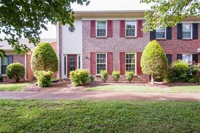 Nashville Condo/Townhouse For Sale: 1101 General George Patton Rd