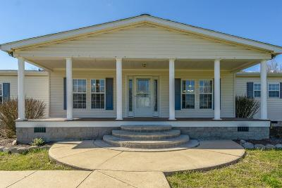 Columbia  Single Family Home For Sale: 1838 Hayes Denton Rd