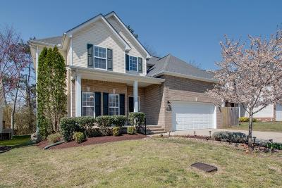 Murfreesboro Single Family Home Under Contract - Showing: 2491 Oak Hill Dr