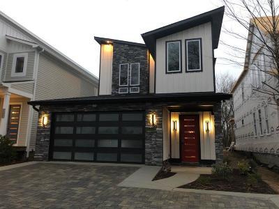 Nashville Single Family Home For Sale: 904 B Riverside Dr