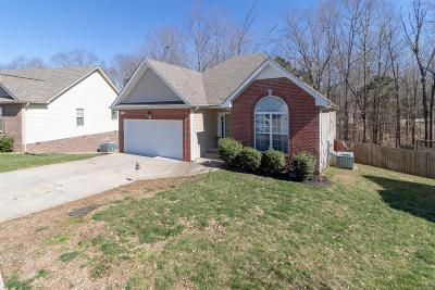 Single Family Home Under Contract - Not Showing: 2697 Hidden Ridge Ct
