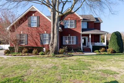 Murfreesboro Single Family Home For Sale: 1123 Ithaca St