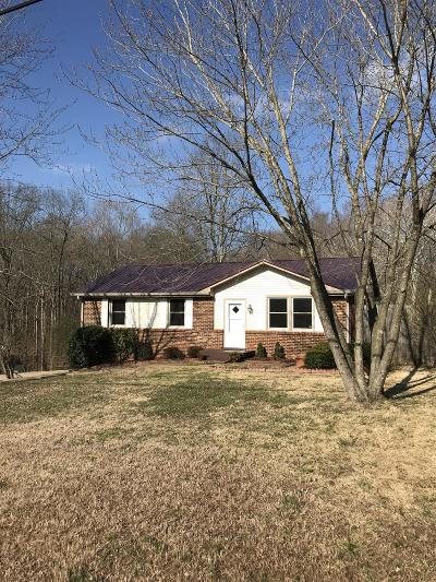 Clarksville Single Family Home For Sale: 2717 Turner Ln