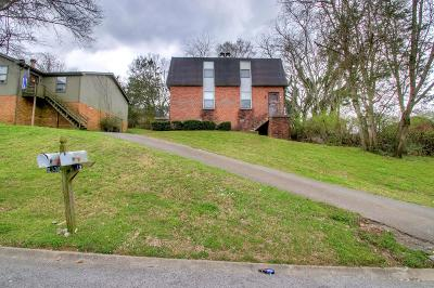 Nashville Multi Family Home Under Contract - Not Showing: 3332 Niagara Dr