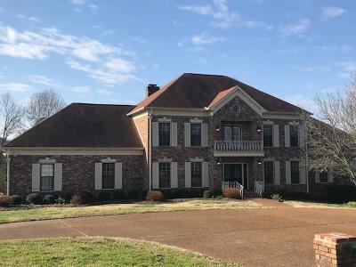 Nashville Single Family Home For Sale: 2501 Old Hickory Blvd