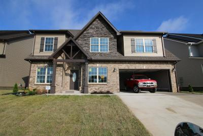 Clarksville Single Family Home For Sale: 172 Summerfield