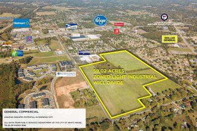 Robertson County Commercial For Sale: Sage Rd