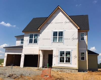 College Grove Single Family Home For Sale: 7106 Blondell Way (Lot 123)