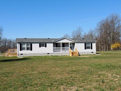 Sumner County Single Family Home Under Contract - Showing: 1457 Mount Vernon Rd