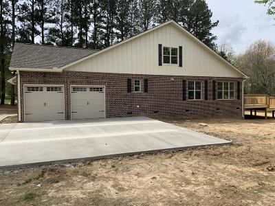 Cottontown Single Family Home For Sale: 1027 New Deal Potts