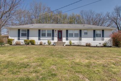 Hermitage Single Family Home Under Contract - Not Showing: 625 Atlanta Dr