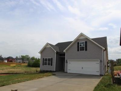 Clarksville Single Family Home For Sale: 1396 Abby Lou