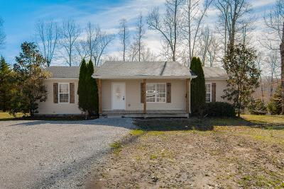 White Bluff Single Family Home Active Under Contract: 1531 White Bluff Rd