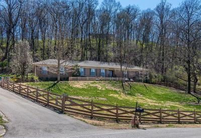 Nashville Single Family Home Under Contract - Not Showing: 1255 Saxon Dr
