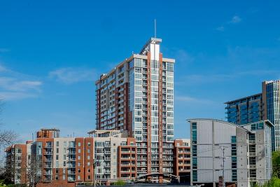Nashville Condo/Townhouse For Sale: 600 12th Ave S. #738
