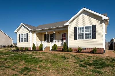 Marshall County Single Family Home For Sale: 5759 Nashville Hwy