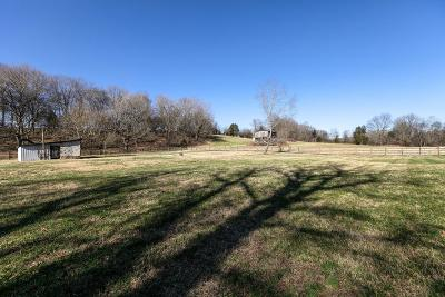 Williamson County Residential Lots & Land For Sale: 4832 E Bethesda Duplex Rd
