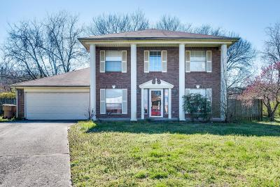 Antioch Single Family Home For Sale: 209 Ben Alex Ct