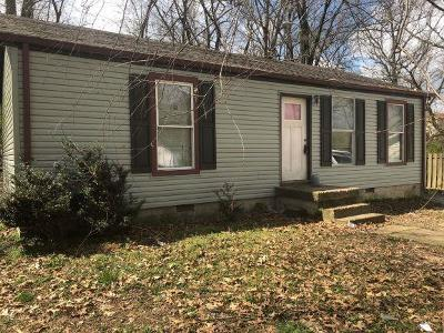 Antioch Single Family Home For Sale: 4752 Miners Cv