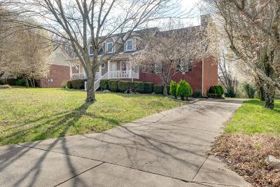 White House Single Family Home For Sale: 215 Shady Ln