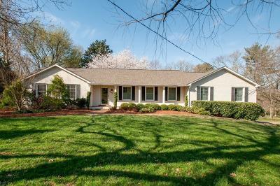 Nashville Single Family Home Under Contract - Showing: 5035 Marc Dr