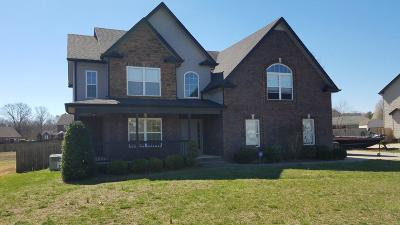 Clarksville Single Family Home For Sale: 1532 Mammy Ln