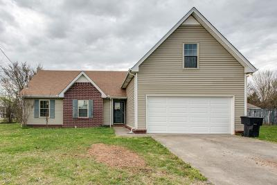 Rutherford County Single Family Home For Sale: 1310 Pearlknob Ct
