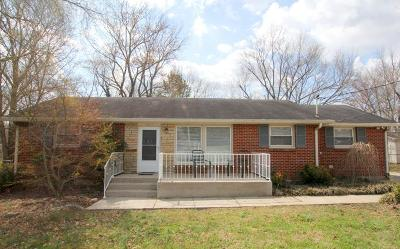 Murfreesboro Single Family Home For Sale: 1211 W Northfield Blvd