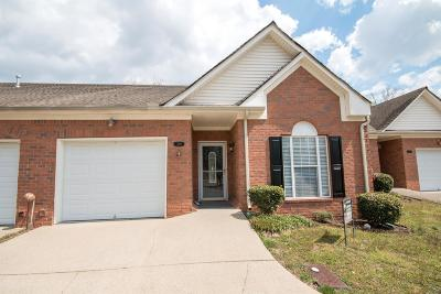 Goodlettsville Condo/Townhouse For Sale: 239 Wyndom Ct