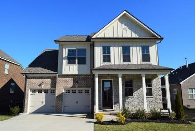 Mount Juliet TN Single Family Home Under Contract - Showing: $370,000