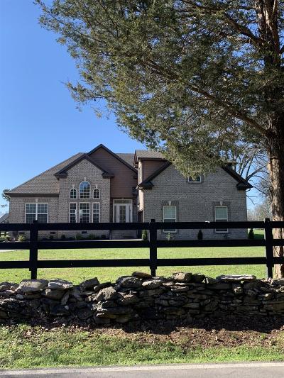 Murfreesboro Single Family Home For Sale: 2741 Twin Oak Dr