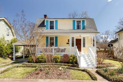 Old Hickory Single Family Home For Sale: 907 Cleves St