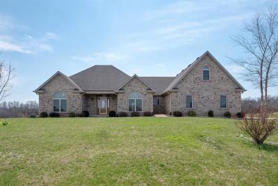 Robertson County Single Family Home Under Contract - Not Showing: 2005 Daza Dr