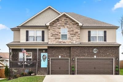 Clarksville Single Family Home For Sale: 2115 Bandera Drive